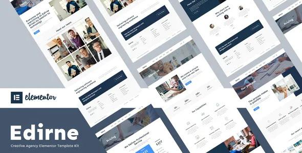 Best Digital Services Elementor Template Kit