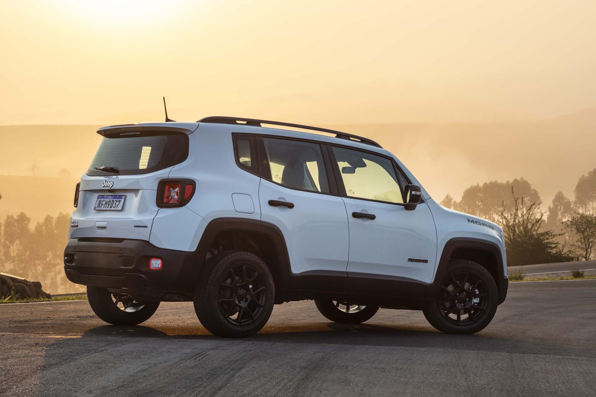 Jeep® Renegade tem recorde de vendas em dezembro