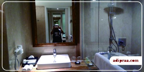 Amenities di kamar mandi komplit | adipraa.com
