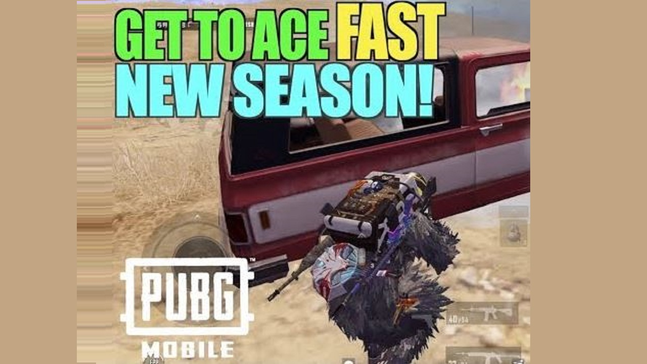 How to Rank Ace Tier Quickly in PUBG Mobile?