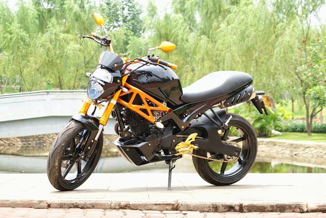 Gambar Modifikasi Yamaha Byson