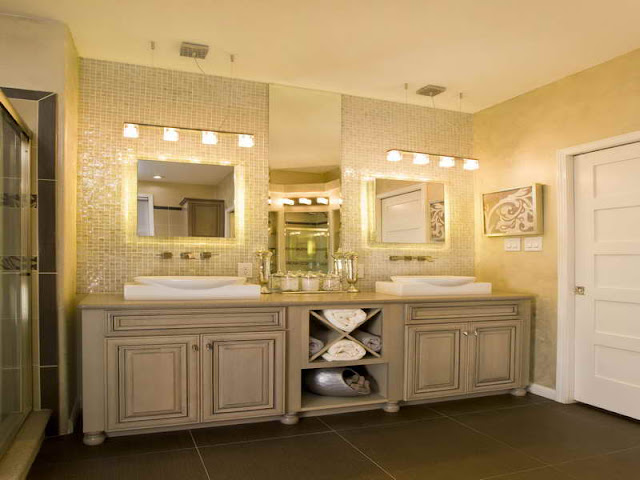 Cool and fresh bathroom furniture with contemporary decorative lighting Cool and fresh bathroom furniture with contemporary decorative lighting Cool 2Band 2Bfresh 2Bbathroom 2Bfurniture 2Bwith 2Bcontemporary 2Bdecorative 2Blighting