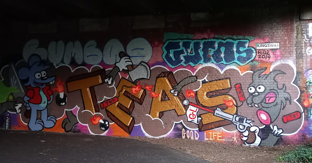 The Itchy & Scratchy Show in Manchester