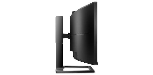 MMD anuncia monitor Philips 499P9H