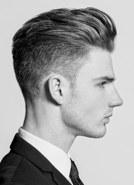model rambut under cut