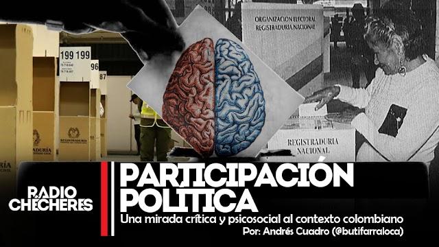 Participación política: una mirada crítica y psicosocial al contexto colombiano