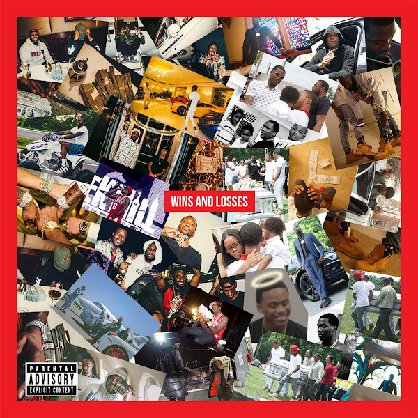 Meek Mill - Wins & Losses (Deluxe) Cover