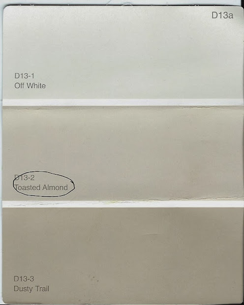 Lowe S Paint Color Toasted Almond