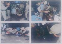 Hasil Operasi Yustisi, Sat Pol PP Kobi Amankan Miras dan Pasangan Bukan Muhrim