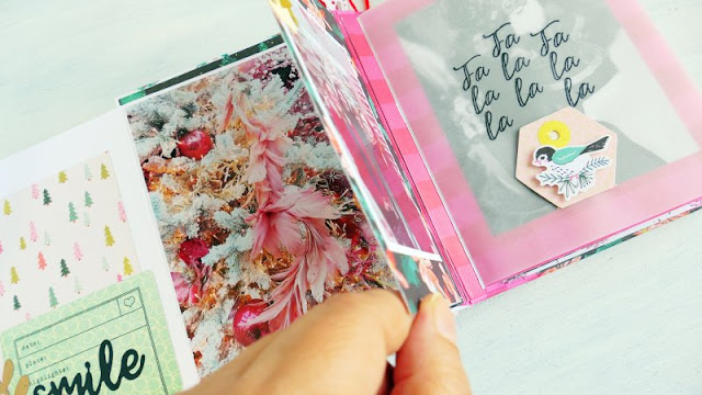 Christmas Shaker Album - Mini Album di Natale con copertina shaker – VIDEO TUTORIAL