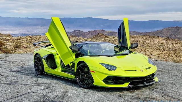 Mengenal Macam-Macam Jenis Pintu Mobil Sport Dan Mewah