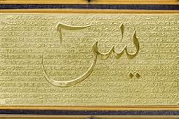Surah Yaseen Full Arabic and English Translation