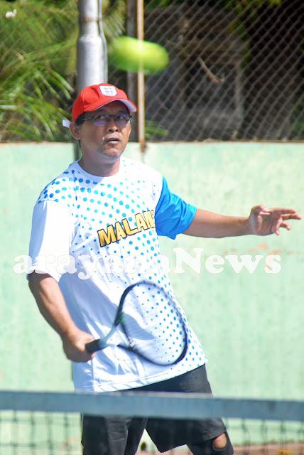 Aji Santoso Tennis
