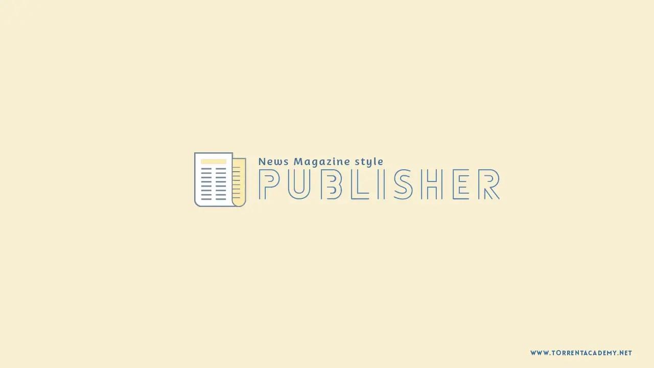 Publisher WordPress Theme Free Download
