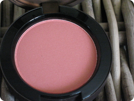 MAC Ripe For Love Blush Review
