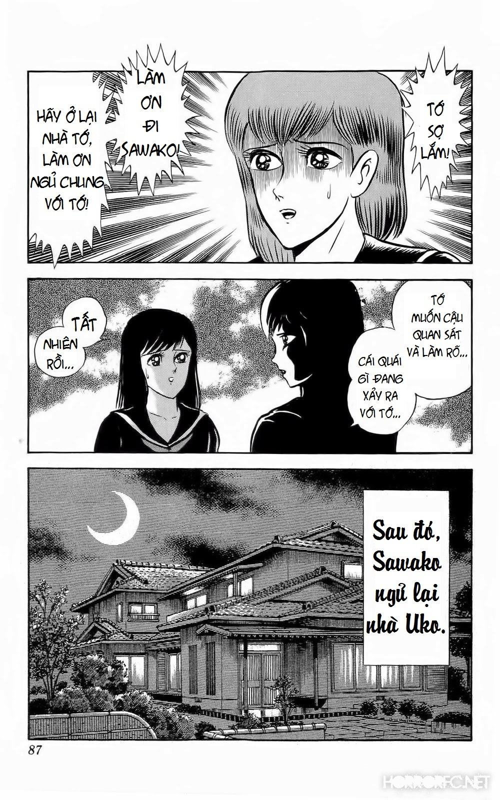 Mist Story chapter 3 trang 15
