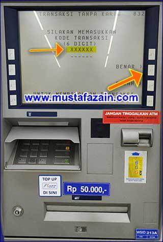 Cara Praktis Ambil Uang di ATM BCA Tanpa Kartu