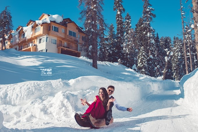 Most Romantic Honeymoon Destination In India