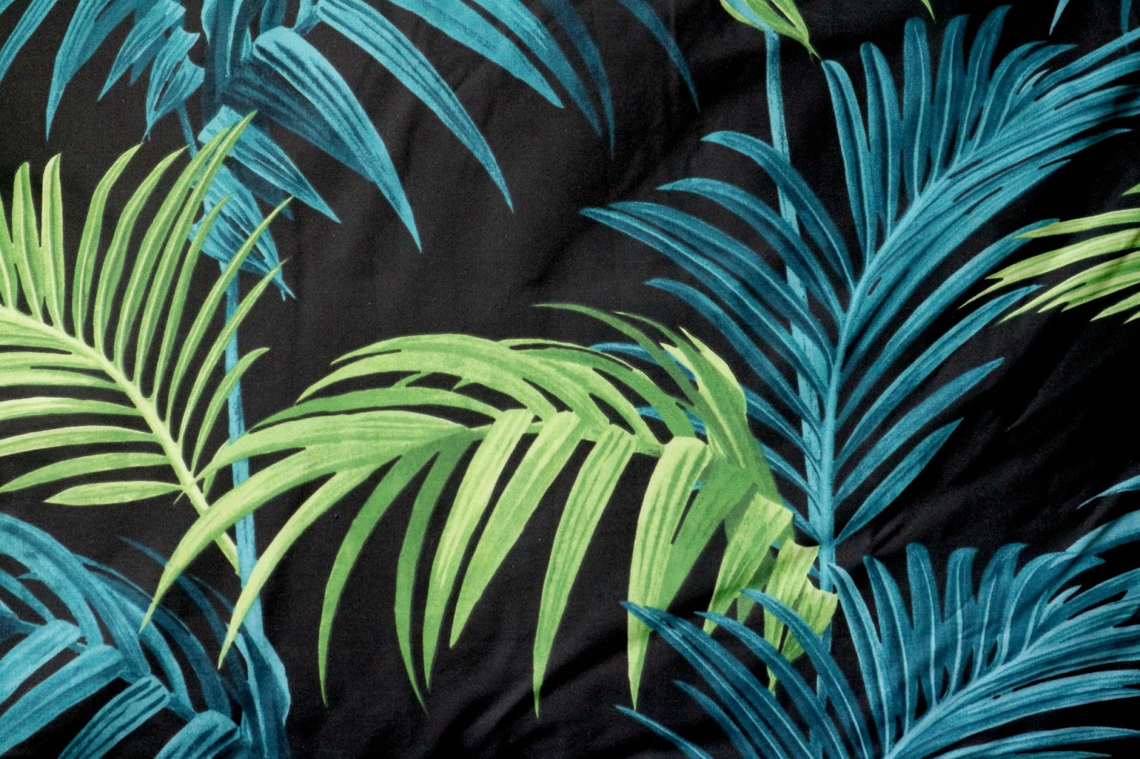 palm print homeware