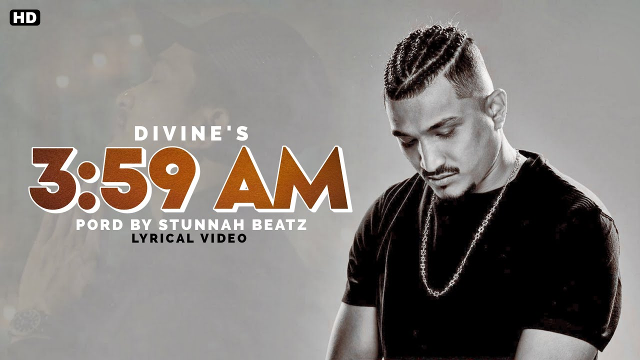 3:59 Am Lyrics Divine | Punya Paap | Hip Hop Lyrics