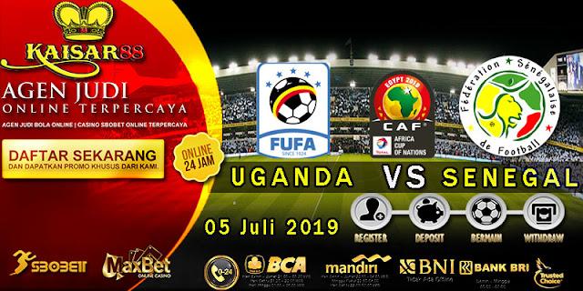 Prediksi Bola Terpercaya Liga Africa Cup Uganda Vs Senegal 6 Juli 2019