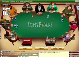 Ulasan Party Poker dan Kode Bonus Party Poker