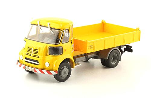 SAVA BMC S-66 1962 MOP vehículos de reparto y servicio salvat