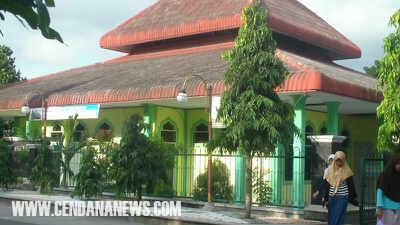 Babussyifa Masjid Terbaru Yang Dibangun Yamp Di Pulau Lombok Cendana News