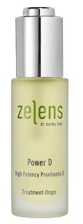 قطرات معالجة باور دي Zelens