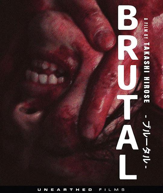 """Un hombre... Una mujer... Pura brutalidad! Trailer de """"Brutal"""", de Takashi Hirose"""