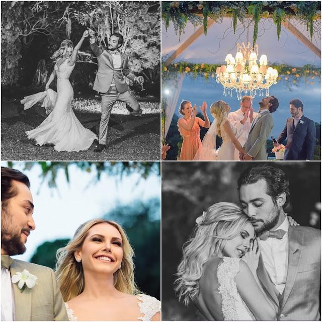 Casamento Eduardo Sterblitch e Louise D'Tuani