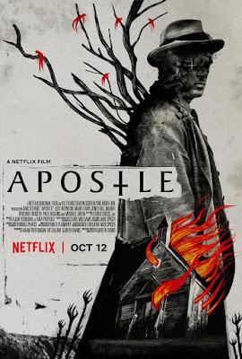 Apostle 2018 Poster Min