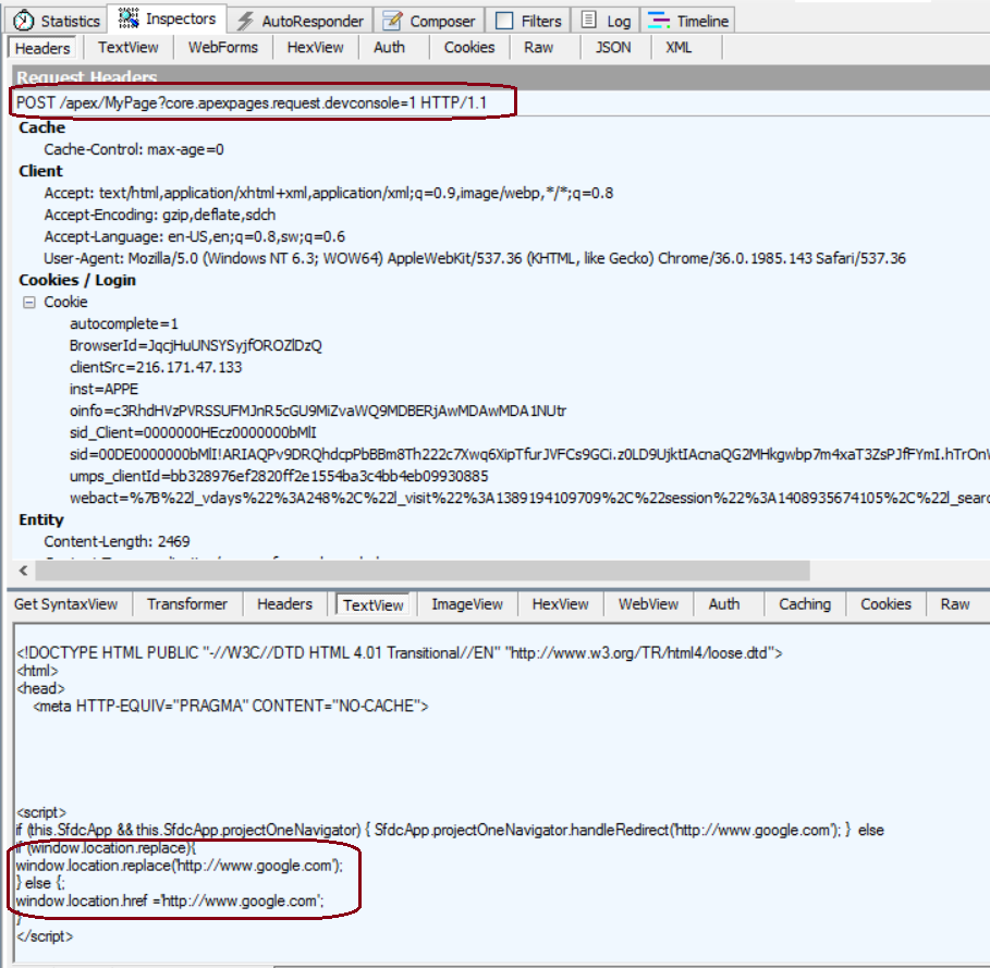 Saurabh's Salesforce Blog: Demystifying the PageReference