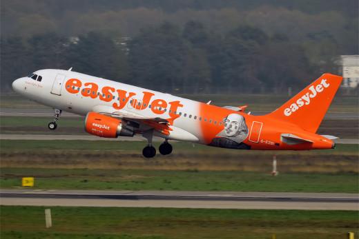 Η EasyJet καθηλώνει όλο τον στόλο της λόγω κορωνοϊού