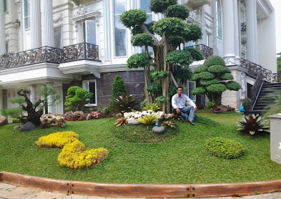 Tukang taman sentul city - SuryaTaman