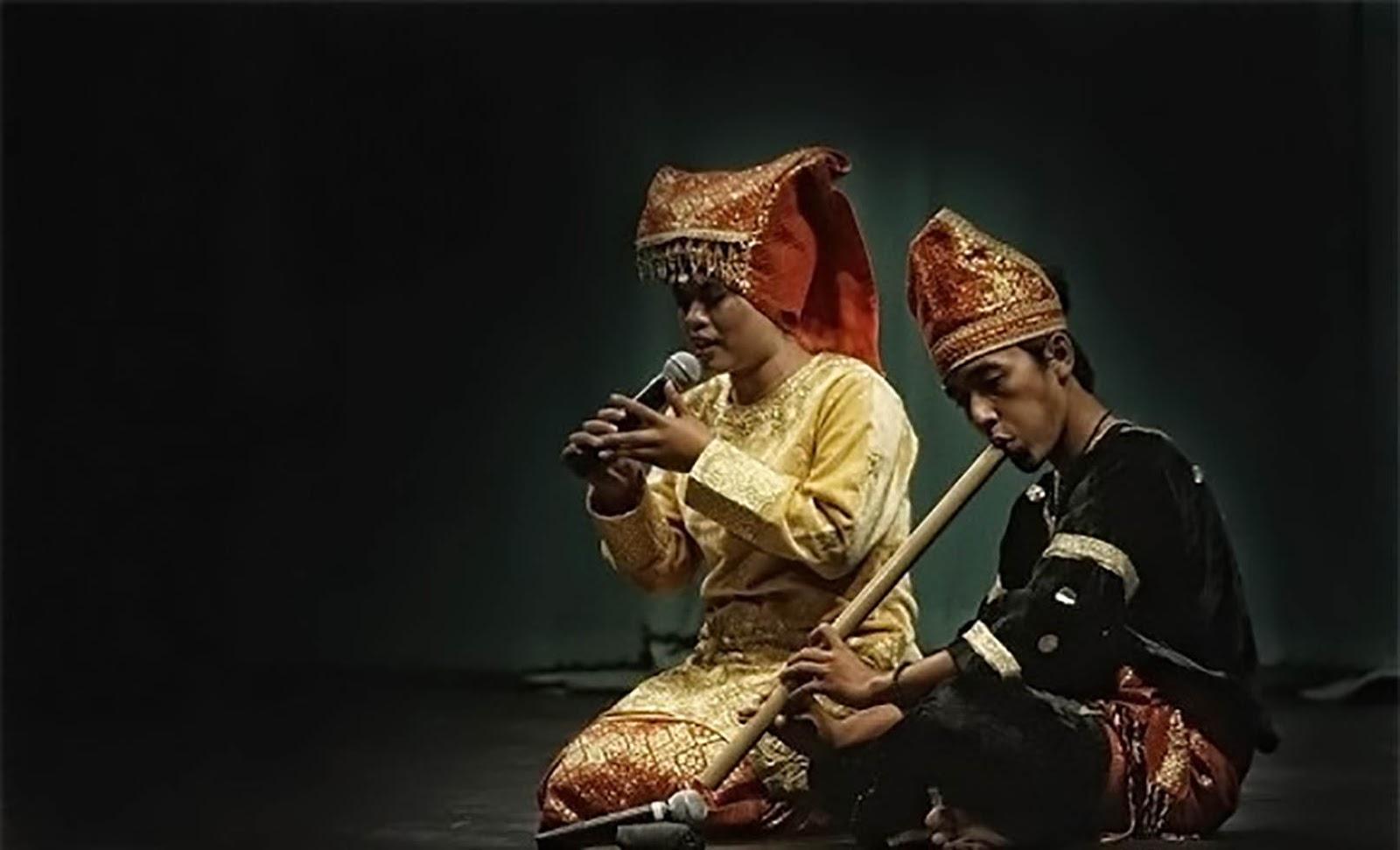 Saluang, Alat Musik Tradisional Khas Minangkabau