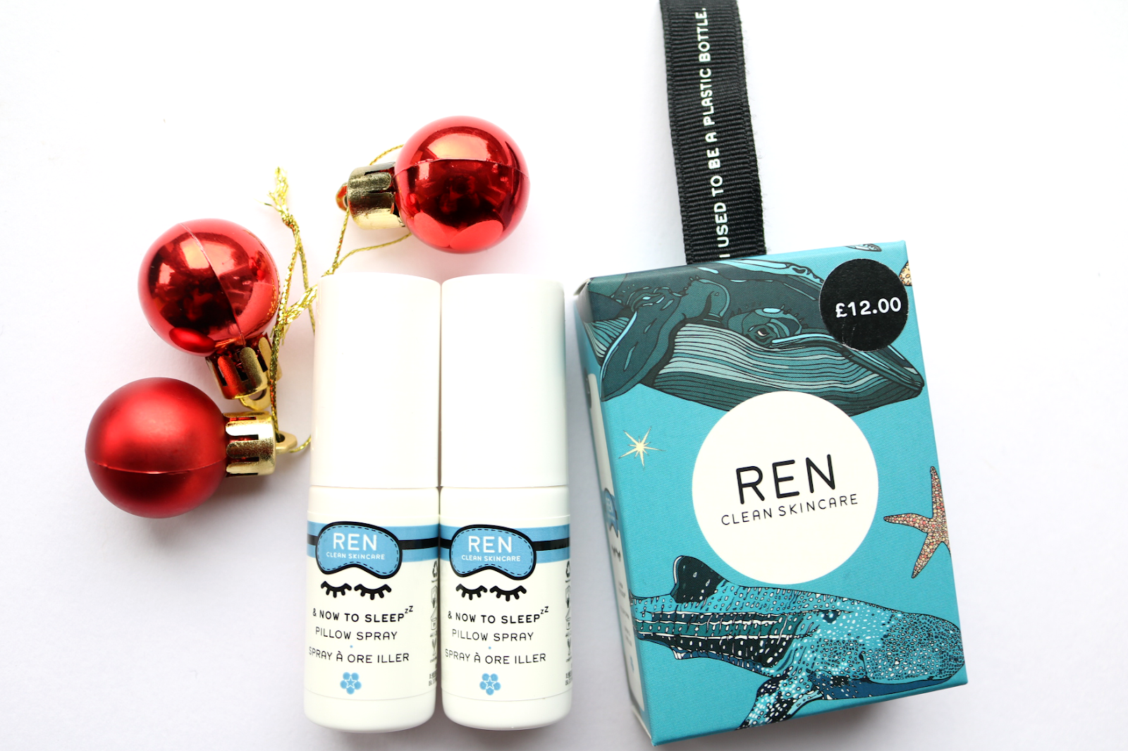 Good Wellbeing: REN Silent Nights Pillow Spray Stocking Filler