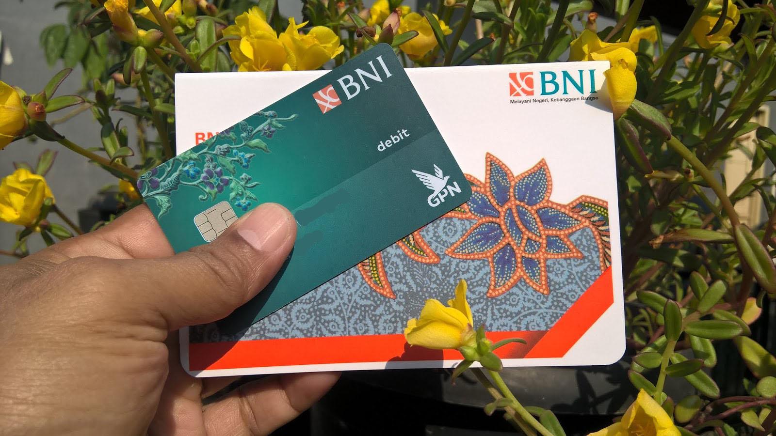 Kartu ATM BNI