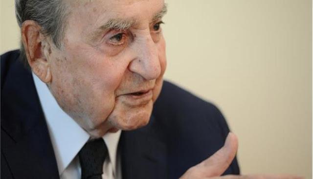 Βασίλης Σιδέρης: Σήμερα «αποχαιρετούμε» έναν μεγάλο Ηγέτη
