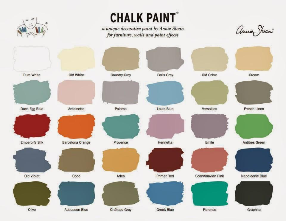 Chalk Paint Colors Kitchen Cabinets