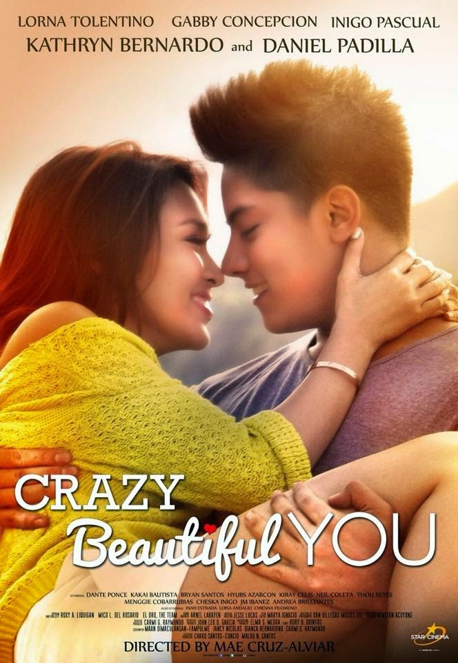 watch filipino bold movies pinoy tagalog poster full trailer teaser Crazy Beautiful You
