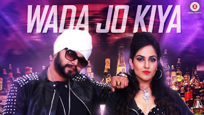 Wada Jo Kiya Lyrics – Harshi Mad | Latest Hindi Song