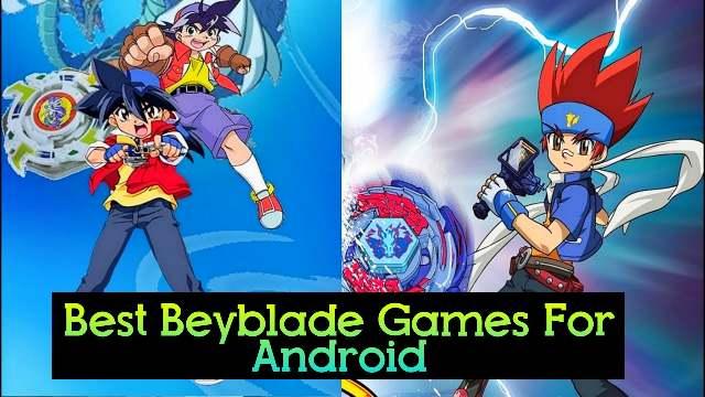 Beyblade Games