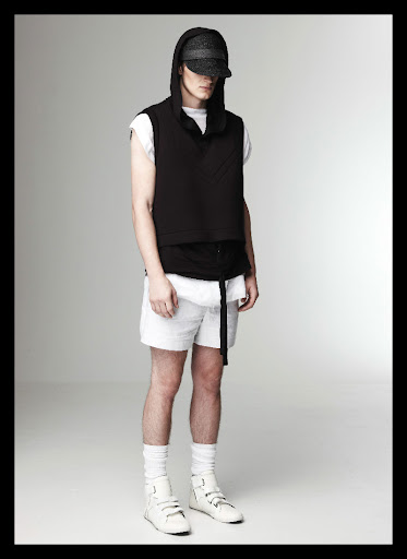 Denis Gagnon Spring/Summer 2013 [Men/Women] 3D