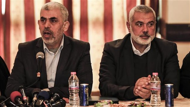 US President Donald Trump's decision on al-Quds aimed at killing Palestinian cause: Hamas chief