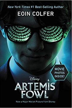 New Movie Artemis Fowl - Movie Review and Buy online