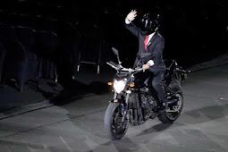 Generasi Penerus Yamaha FZ1 Fazer Jokowi Bisa Dipesan