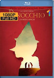Pinocho (2019) [1080p BRrip] [Castellano-Inglés] [LaPipiotaHD]