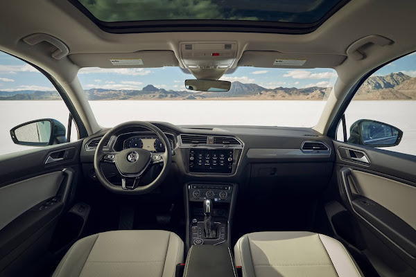 Volkswagen Tiguan 2021 ganha Top Safety Pick do IIHS - EUA