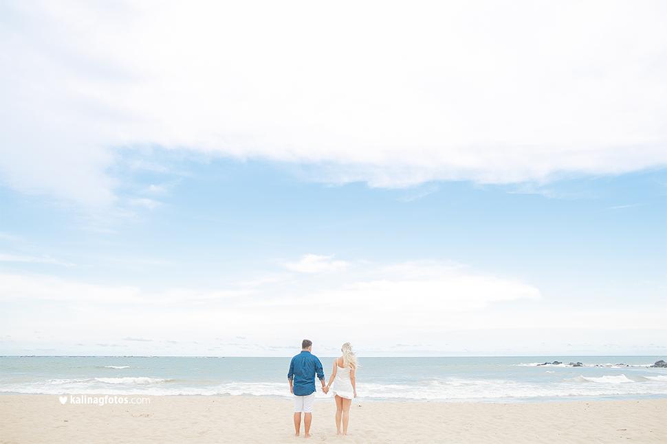 Ensaio Pré-casamento praia